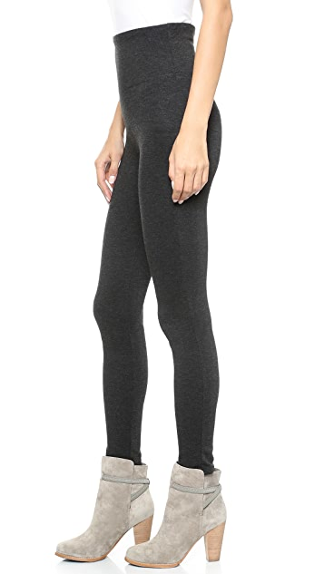 SPANX Ready to Wow Heathered Ponte Leggings