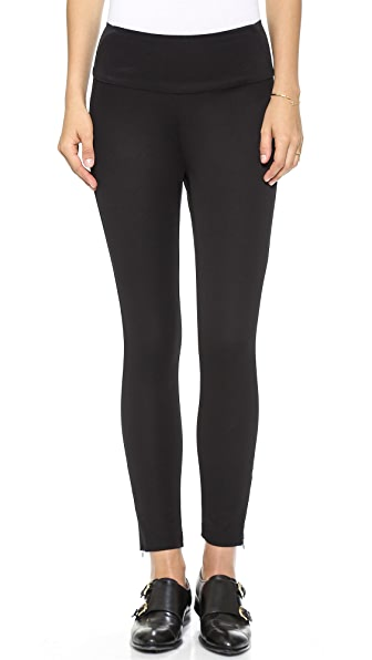 SPANX Ready to Wow Woven Twill Leggings