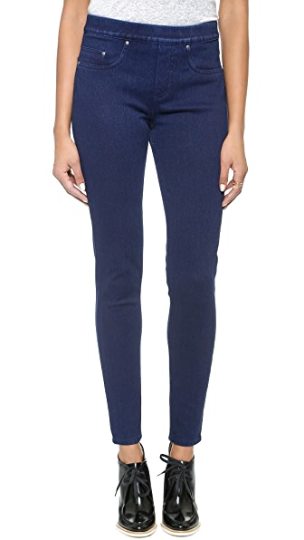 SPANX Slouchy Skinny Denim Leggings
