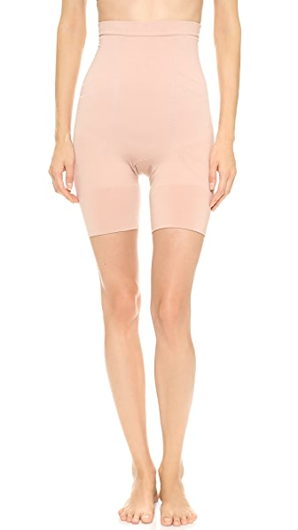 SPANX Slim Cognito High Waisted Mid Thigh Shaper