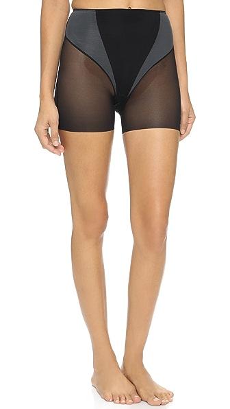 SPANX Colorblock Girl Shorts