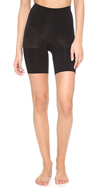 SPANX Power Shorts In Very Black