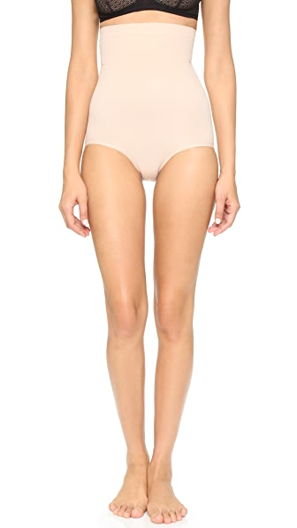 SPANX Higher Power Panties - Soft Nude