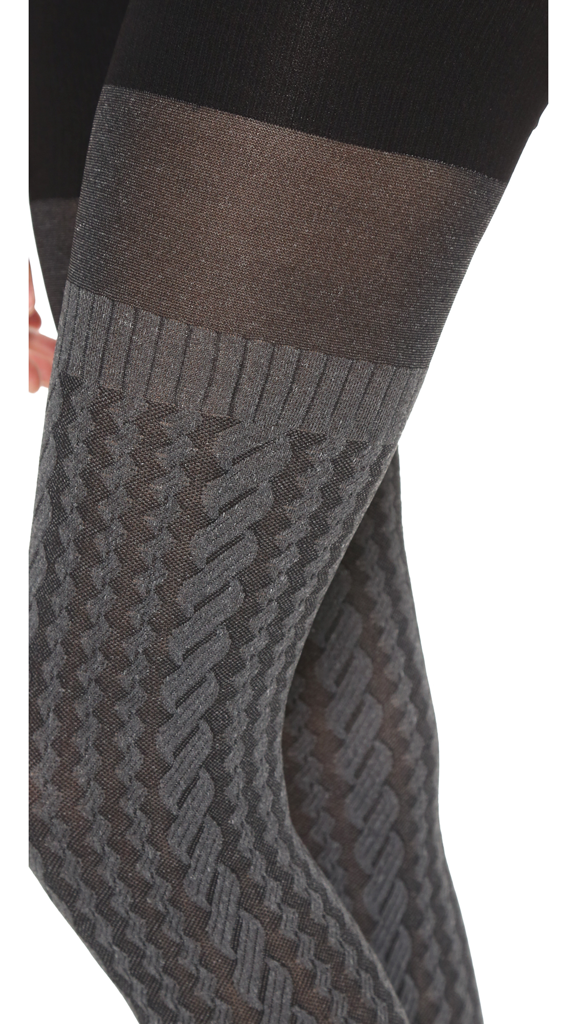 Spanx Cable Knit Tights Shopbop