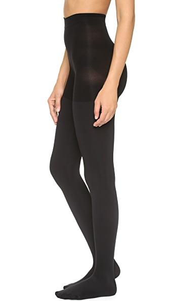 SPANX Luxe Leg Blackout Tights - Very Black