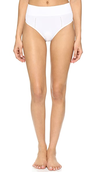 SPANX Lounge Hooray Thong - White