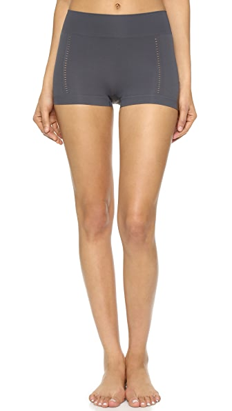 SPANX Lounge Hooray Boyshorts - Steel