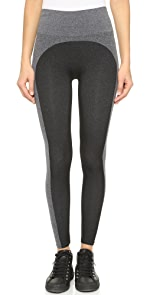 Marled Seamless Leggings                SPANX