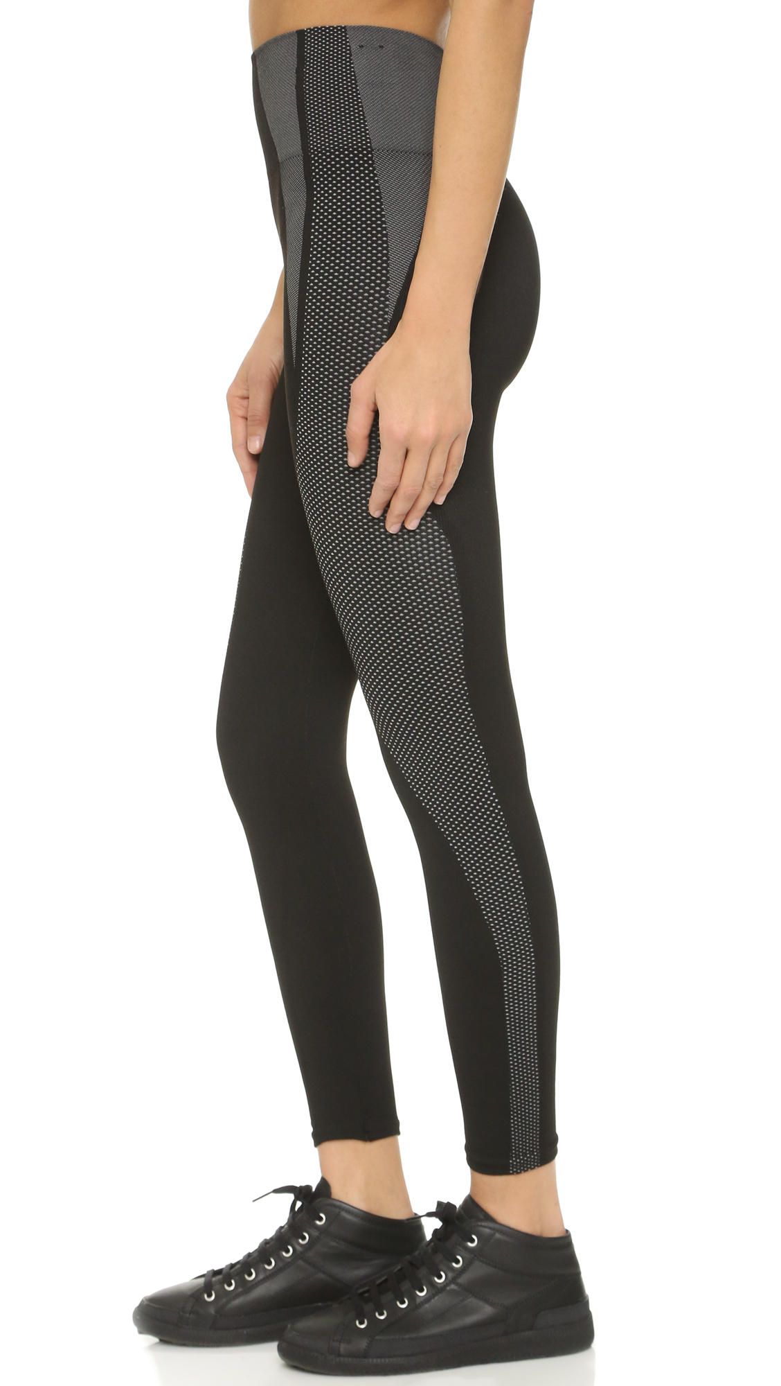 6e2745286019f5 SPANX Cropped Athletic Seamless Leggings | SHOPBOP