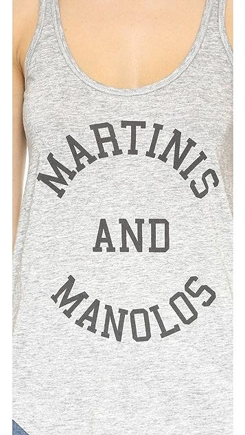 South Parade Martinis and Manolos Tank