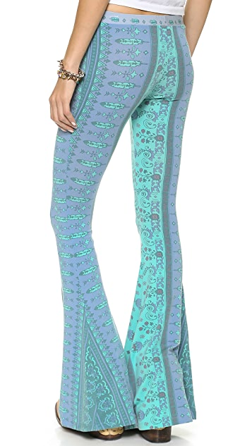 Spell and the Gypsy Collective Desert Wanderer Bell Bottom Pants