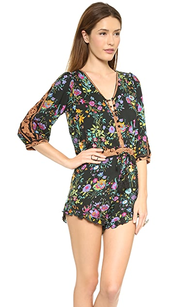 Spell and the Gypsy Collective Queen Romper