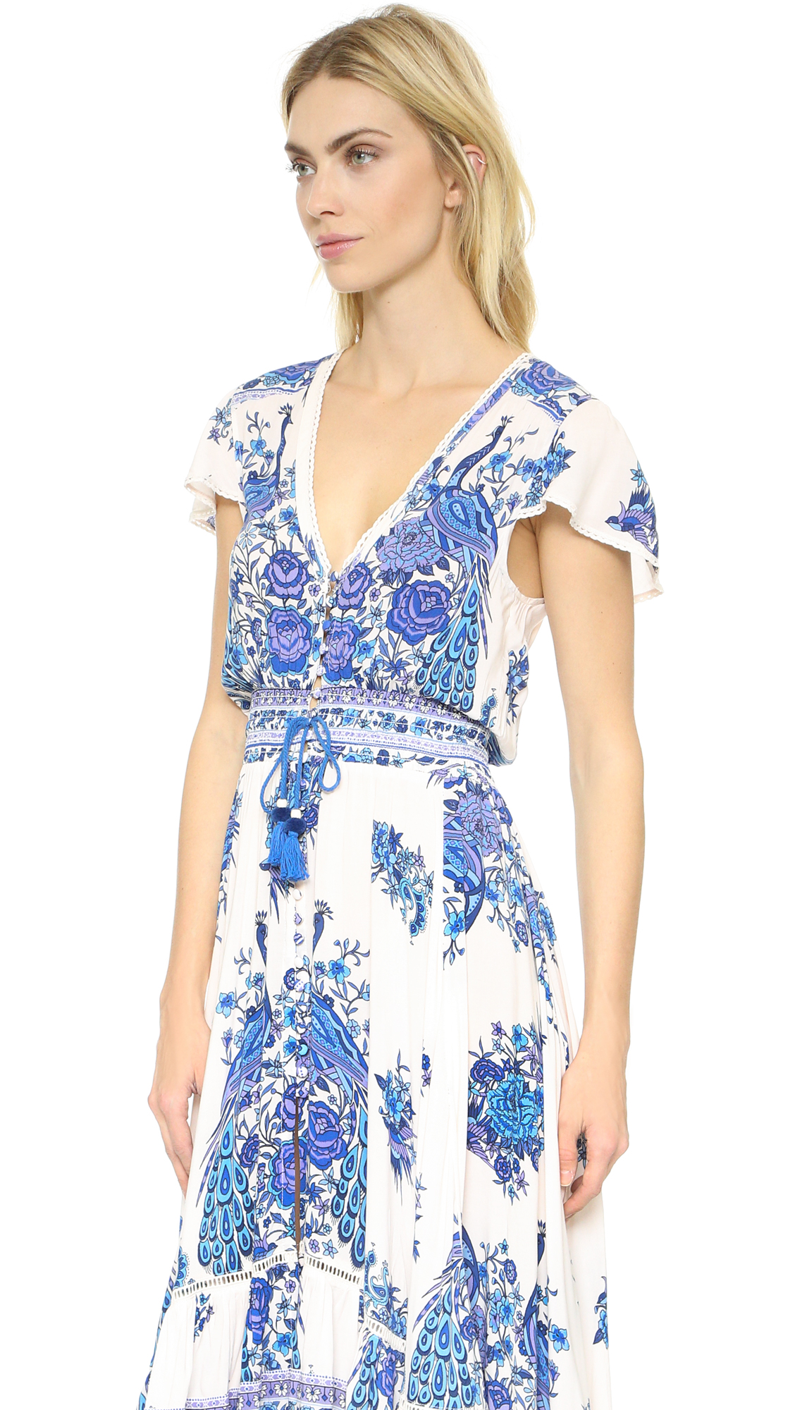 Spell and the Gypsy Collective Hotel Paradiso Gown | SHOPBOP