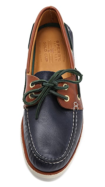 Sperry Gold Cup Boat Shoes
