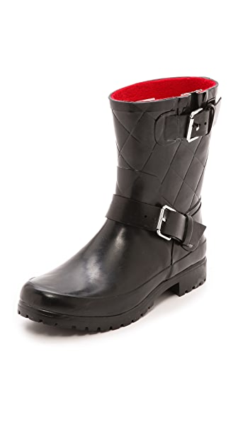 Sperry Falcon Quilted Rain Boots