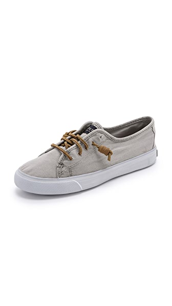 Sperry Seacost Washed Sneakers