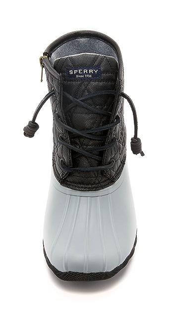 Sperry Saltwater Sport Booties
