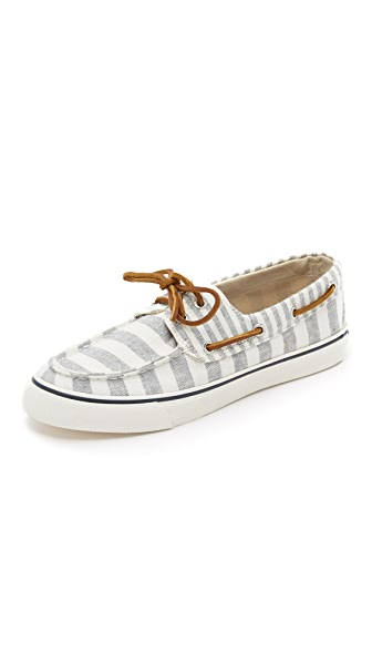 Sperry Bahama Stripe Boat Shoes