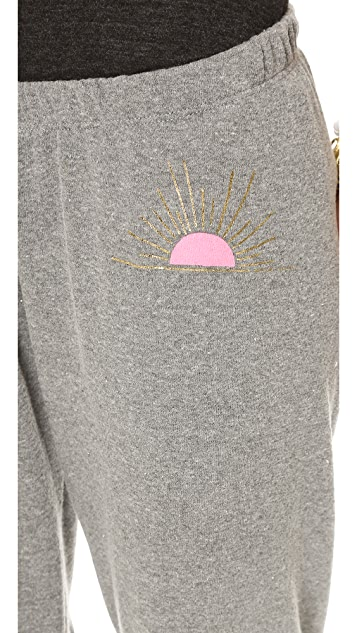 Spiritual Gangster Salute the Sun Sweatpants