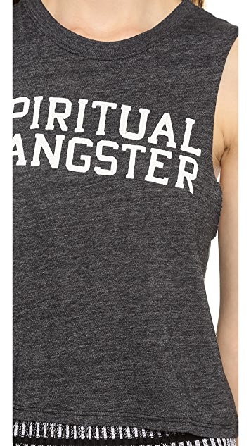 Spiritual Gangster Spiritual Gangster Tank