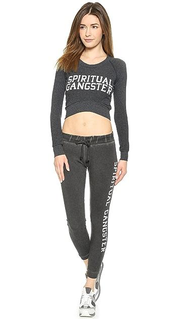 Spiritual Gangster Spiritual Gangster Track Pants