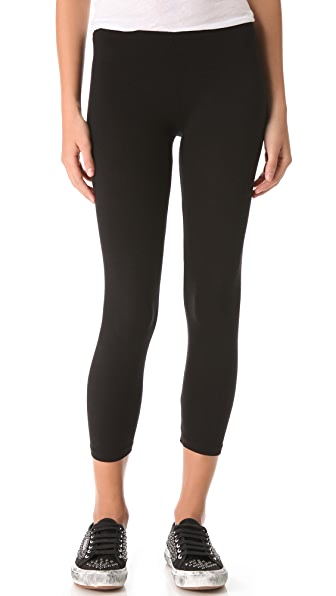 Splendid Cropped Modal Leggings