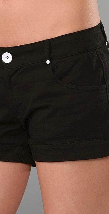 Splendid Twill Shorts