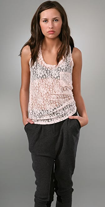 Splendid Lace Tank
