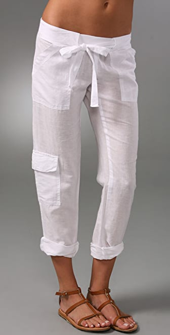 Splendid Linen Pants