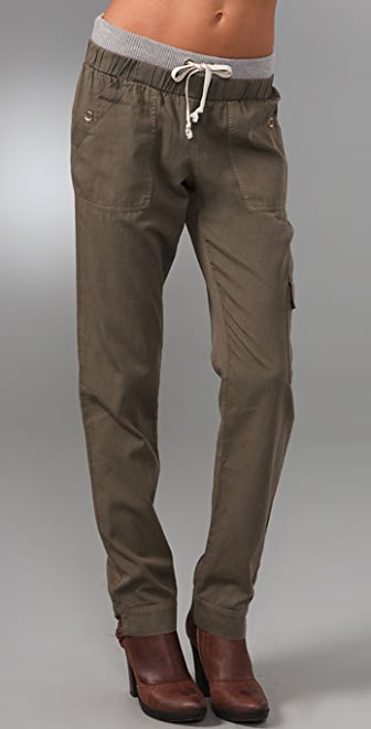 Splendid Soft Twill Pants