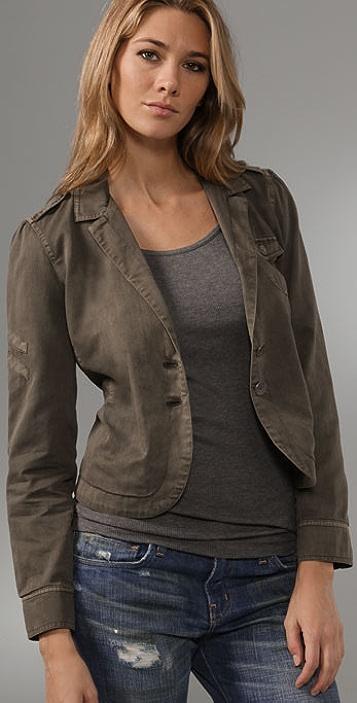 Splendid Soft Twill Jacket