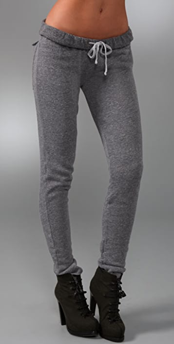 Splendid Vintage Sherpa Sweatpants