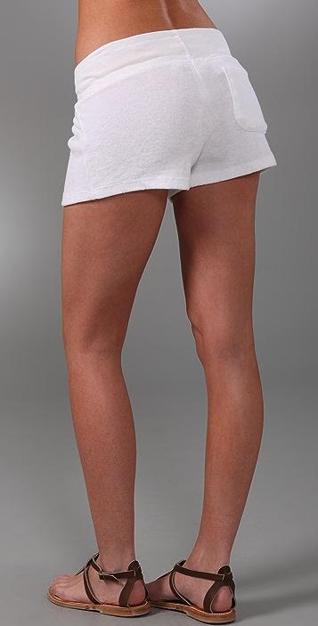 Splendid Signature Terry Tina Shorts