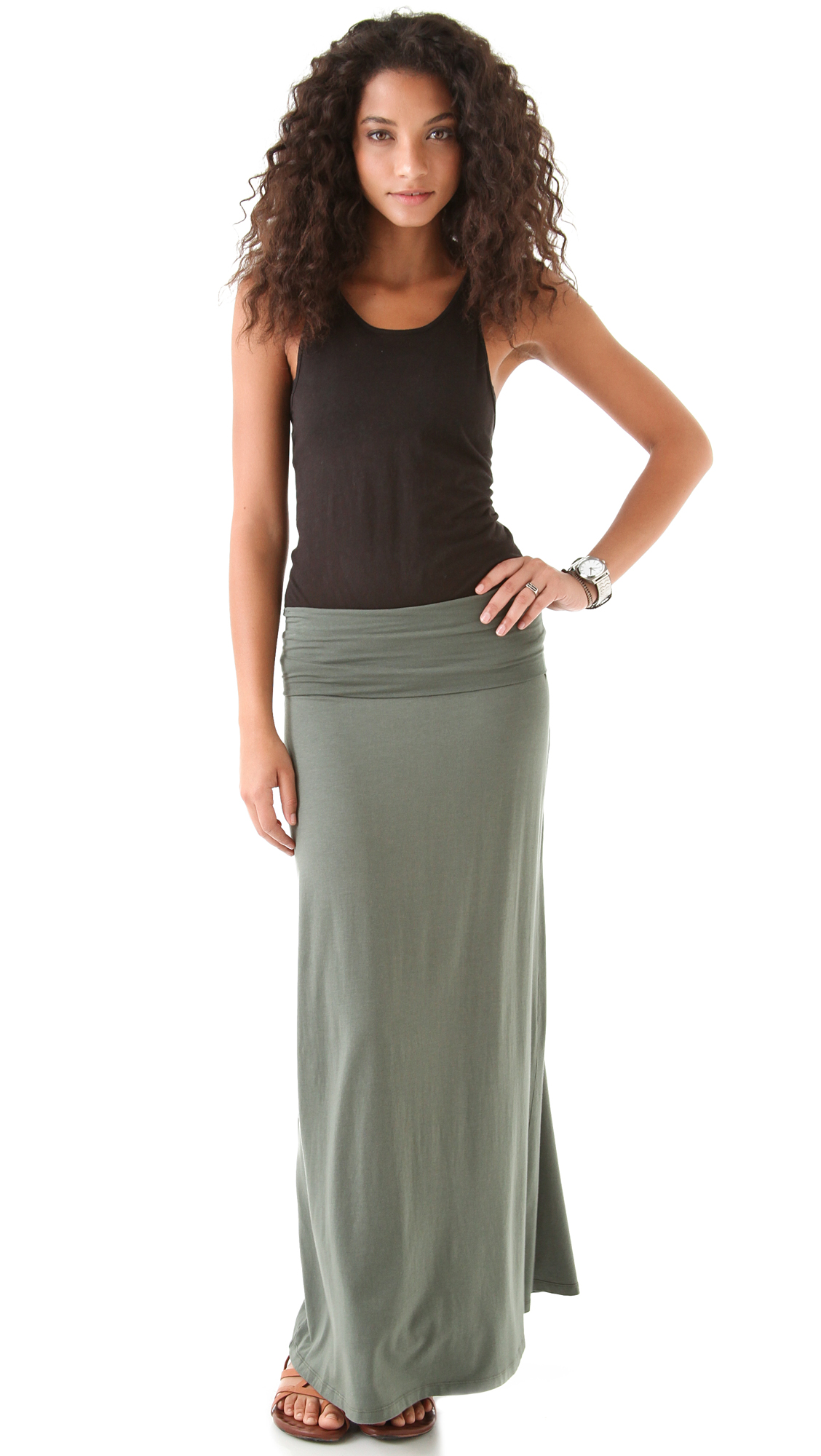 Splendid Maxi Tube Skirt / Dress | 15% off first app purchase with ...