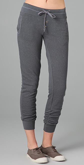 Splendid Heather Overdyed Active Jogging Pants