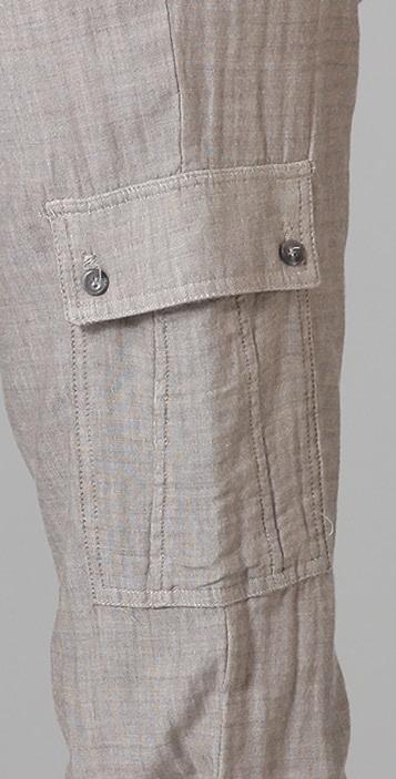 Splendid Melange Cargo Pants