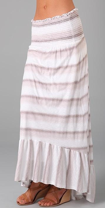 Splendid Ombre Stripe Dress / Skirt
