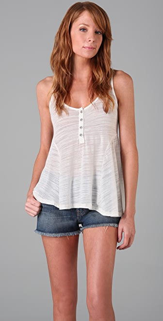 Splendid Loose Knit Tank