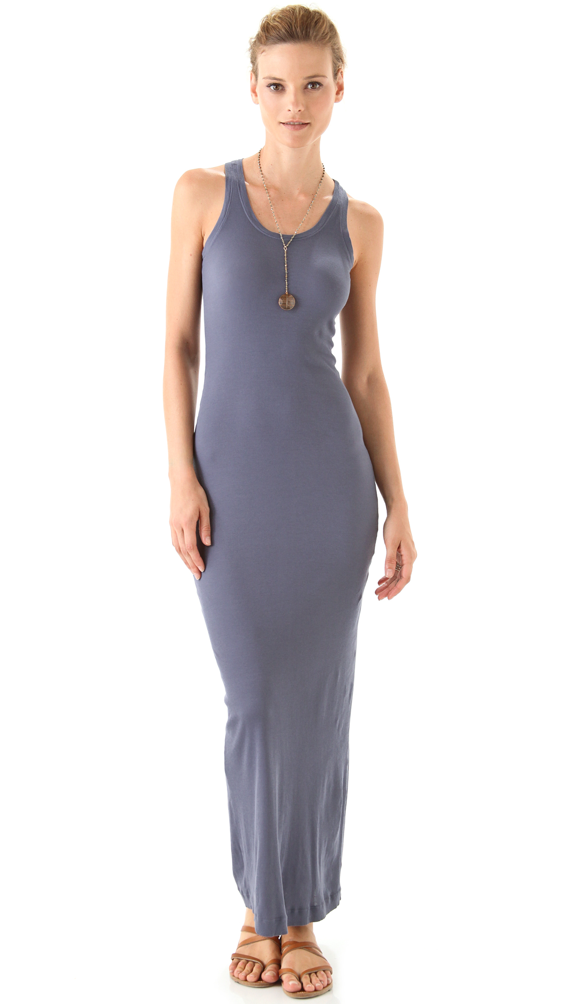 Splendid Ribbed Maxi Dress | SHOPBOP