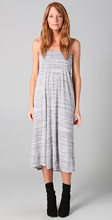 Splendid Charcoal Maxi Skirt / Dress