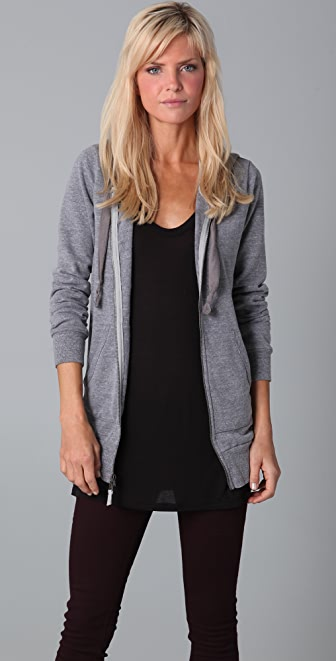 Splendid Active Always Hoodie