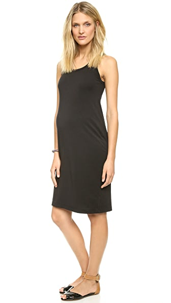 Splendid Maternity Fit Tank Dress