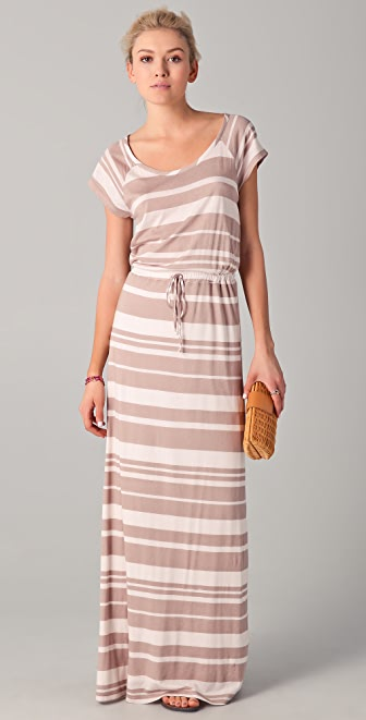 Splendid Maritime Stripe Maxi Dress | SHOPBOP
