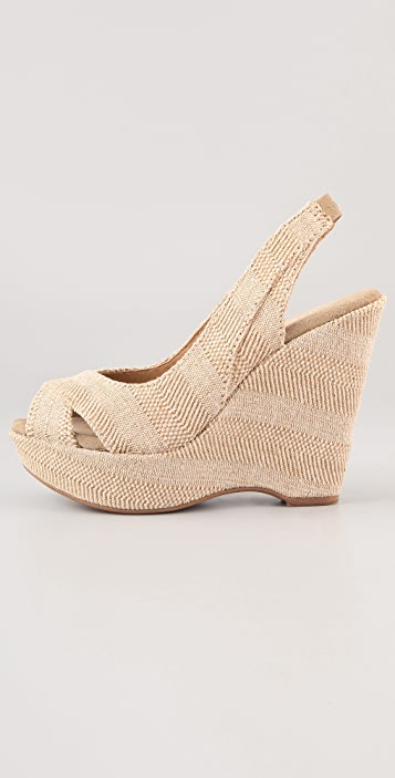 Splendid Lily Wedge Sandals
