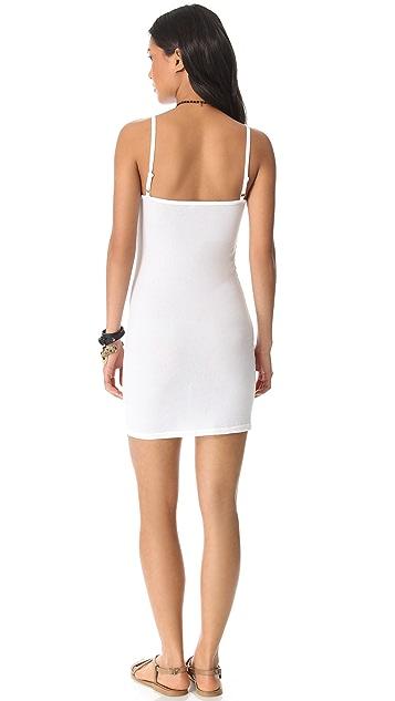 Splendid Layers Slip Dress