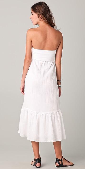 Splendid Gauze Maxi Skirt / Dress