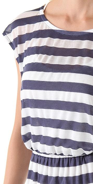 Splendid Rugby Stripe Dress