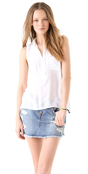 Splendid Sleeveless Blouse