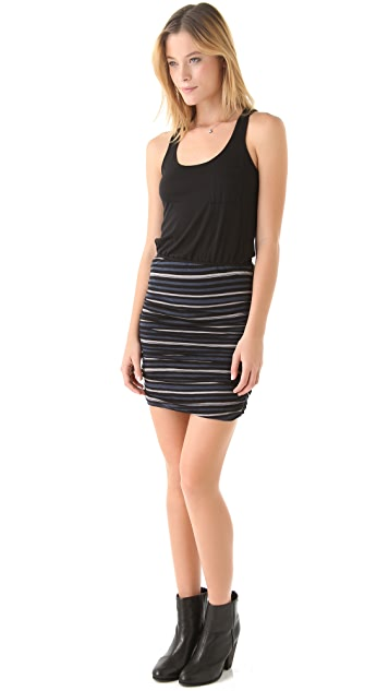 Splendid Capeside Stripe Dress