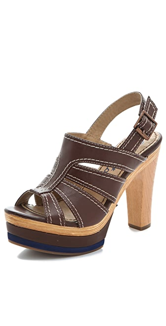 Splendid Honolulu High Heel Sandals